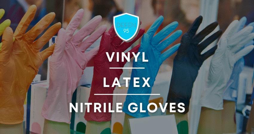 Different Glove Types