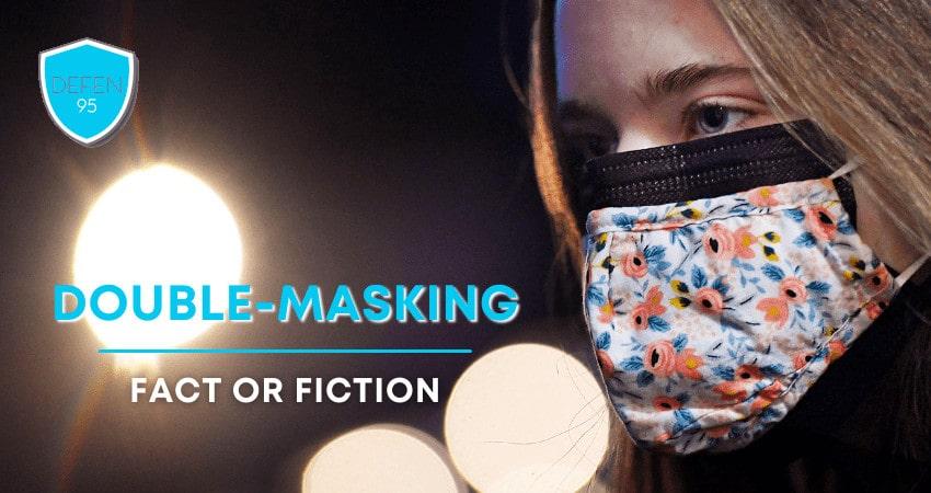 Does Double Masking Work